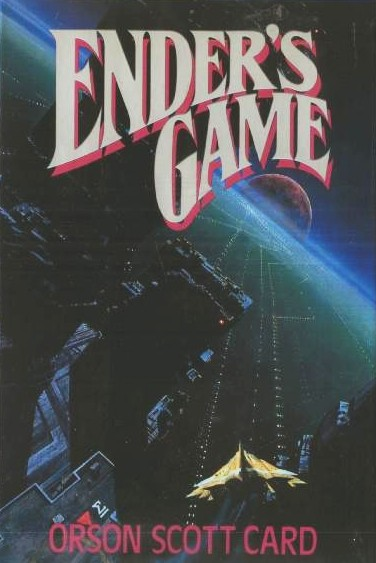 ender s game by orson scott card The earth is under attack from aliens known as buggers the only hope is a  brilliant general named ender wiggin the only problem is that he is a child.
