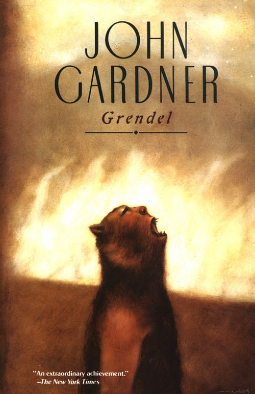 Compare and Contrast Essay: Grendel in Beowulf and in the Novel by John Gardner