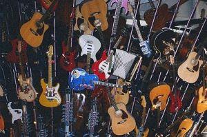 GuitarSculpture