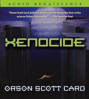 xenocide orson scott card tor 1991macmillan audio