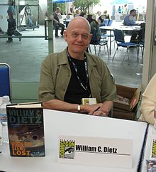 220px-William_C._Dietz_Comic-Con_2008