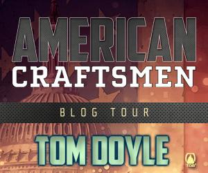 American Craftsmen Button 1