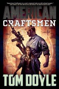 American Craftsmen cover